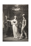 Olivia's Garden, Act IV, Scene III, from 'twelfth Night, or What You Will', from the Boydell… Giclee Print by William Hamilton