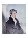 Robert Southey Esq., 1812 Giclee Print by John Downman