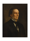 Portrait of William Ewart Gladstone, 1874 Giclee Print by Franz Seraph von Lenbach
