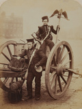 Trumpeters Gritten and Lang, Royal Artillery, 1856 Photographic Print by  Joseph Cundall and Robert Howlett
