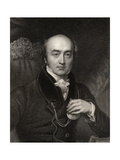 Sir Thomas Lawrence, Engraved by J. Thomson, from 'National Portrait Gallery, Volume III',… Giclee Print by Charles Landseer