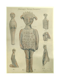 Shapira's Second Collection, 1873 Giclee Print by Claude Conder