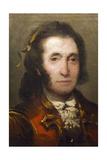Portrait of Pedro Romero Giclée-Druck von Eugenio Lucas Velazquez