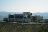 The Crusader Castle of Krak Des Chevaliers Photographic Print