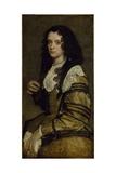 Portrait of a Young Lady Giclée-Druck von Diego Rodriguez de Silva y Velazquez