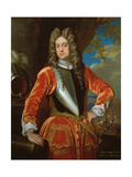 Portrait of Colonel George Bate, C.1714 Giclee Print by James Francis Maubert