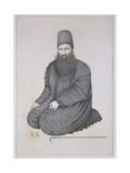 Portrait of Hag Ruken Al-Muk Giclee Print
