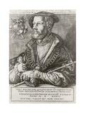 John of Leiden Giclee Print by Heinrich Aldegrever