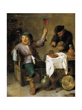 The Bacchanal Giclee Print by Adriaen Brouwer