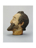 Portrait Head of Henry IV of France, C.1610 Giclee Print by Michel Bourdin
