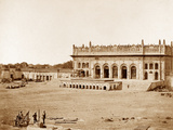 The Small Emaumbara, Lucknow Photographic Print by Felice Beato
