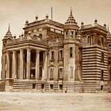 Dilkooshah Palace Photographic Print by Felice Beato