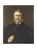 Chester A. Arthur, 1884 Reproduction procédé giclée par George Peter Alexander Healy