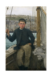Our Jack, 1886 Giclee Print by Henry Scott Tuke