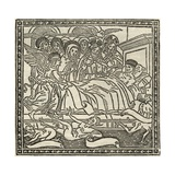 Death, from 'A Catalogue of a Collection of Engravings, Etchings and Woodcuts', by Richard… Giclee Print