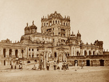 La Martiniere Photographic Print by Felice Beato