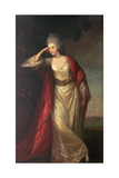 Margaret Kemble, Wife of General the Hon. Thomas Gage, 1775 Giclee Print by David Martin