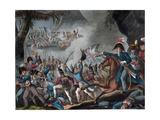 Battle of the Pyrenees, 27th July 1813, Printed by J.C. Stadler (Active 1780-1813), Published by… Giclee Print by William Heath