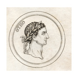 Marcus Salvius Otho, from 'Crabb's Historical Dictionary', Published 1825 Giclee Print