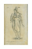 Wah-Ma-Dedutah (Wah-M'Dee-Doo-Tah) 1851 Giclee Print by Frank Blackwell Mayer