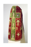 Chasuble (Opus Anglicanum), Early 16th Century Giclee Print