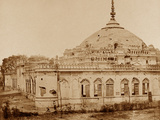 The Shah Nujeef, Lucknow Photographic Print by Felice Beato