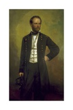 William T.Sherman Impression giclée par George Peter Alexander Healy