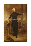 Admiral Lord Lyons, Gcb, 1855 Giclee Print by Lowes Cato Dickinson
