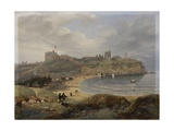 Prior's Haven, Tynemouth, 1845 Giclee Print by John Wilson Carmichael