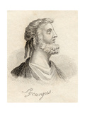 Lycurgus, from 'Crabb's Historical Dictionary', Published 1825 Giclee Print