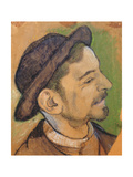 Emile Bernard, C.1887 Giclee Print by Louis Anquetin