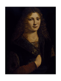 Portrait of a Young Man, Possibly Girolamo Casio, C.1500 Giclee Print by Giovanni Antonio Boltraffio