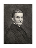 Portrait of John Brown, from 'The Century Illustrated Monthly Magazine', May to October, 1883 Giclee Print