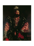 Portrait of an Unknown Man Giclee Print by Niccolo Dell Abate