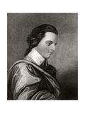 Arthur Middleton, Engraved by James Barton Longacre (1794-1869) Giclee Print by Thomas Middleton