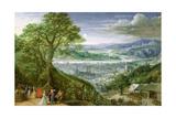 Archduke Matthias of Austria Giclee Print by Lucas van Valckenborch