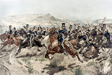 The Charge of the Light Brigade, 1895 Photographic Print by Richard Caton Woodville
