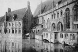 St John's Hospital, Bruges Photographic Print