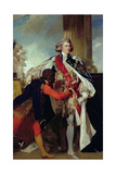 George IV When Prince of Wales with a Negro Page, 1787 Giclee-trykk av Sir Joshua Reynolds