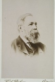 Portrait of Friedrich Engels, 1890 Photographic Print by Karl Pinkau