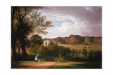 Whiteknights Giclee Print by Thomas Christopher Hofland