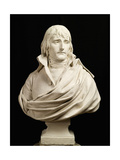 Portrait Bust of General Napoleon Bonaparte, C.1798 Giclee Print by Charles Louis Corbet