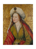 St. Mary Magdalene, C.1450 Giclee Print by  Master of the Sterzing Altarpiece