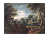 Landscape Giclee Print by Jean Lemaire