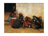 The Poor Waiting for Soup, 1899 Giclee Print by Isidro Nonell