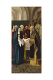 The Presentation Giclee Print by Gerard David