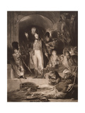Sir David Baird Discovering the Body of Tipu Sultan, 1843 Giclee Print by Sir David Wilkie