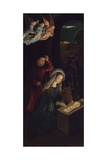 The Nativity Giclee Print by Gerard David