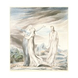 Ruth the Dutiful Daughter in Law, 1803 Giclee Print by William Blake