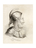 Pyrrhus, from 'Crabb's Historical Dictionary', Published 1825 Giclee Print